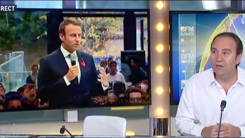 Interview : Xavier Niel dit tout sur STATION F, les licornes françaises, la fiscalité et Emmanuel Macron