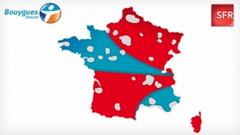 Orange attaque l'accord du mutualisation des réseaux de Bouygues Télécom et SFR