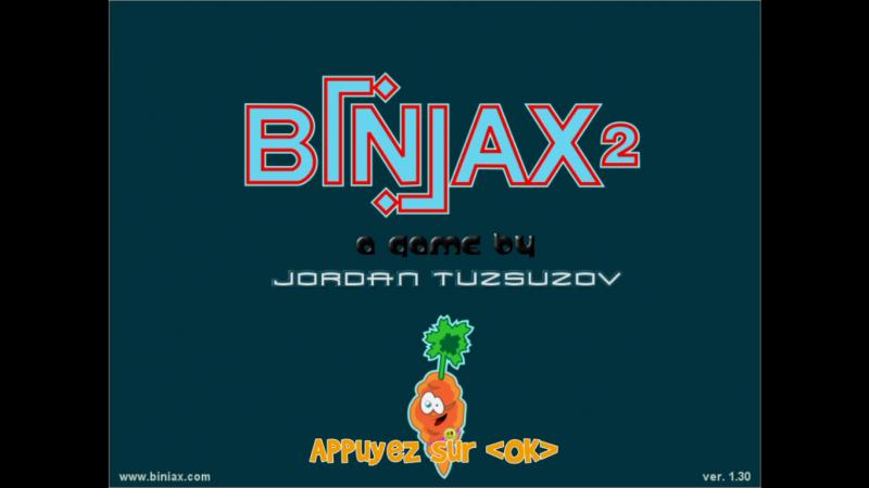 Biniax, un nouveau jeu en test sur Freebox Révolution