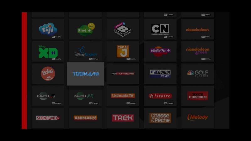 Freebox : Arrivée du service de Replay de Toonami, inclus pour les abonnés TV by Canal