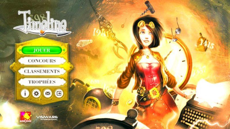 Freebox Révolution : Asmodee débarque sur le Freestore avec son jeu TimeLine