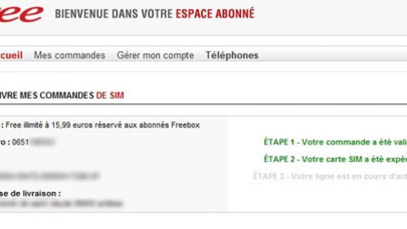 Probleme D Adressage De Cartes Sim Free Mobile Commence A Reagir