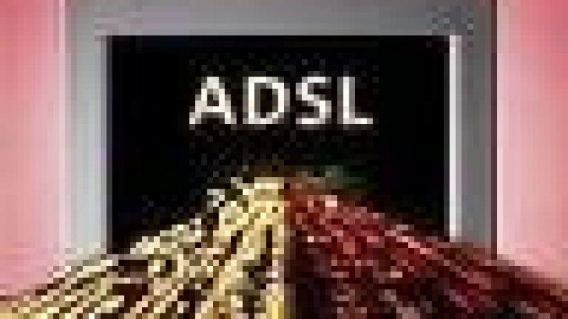 De l'ADSL à 100Mb/s !!!