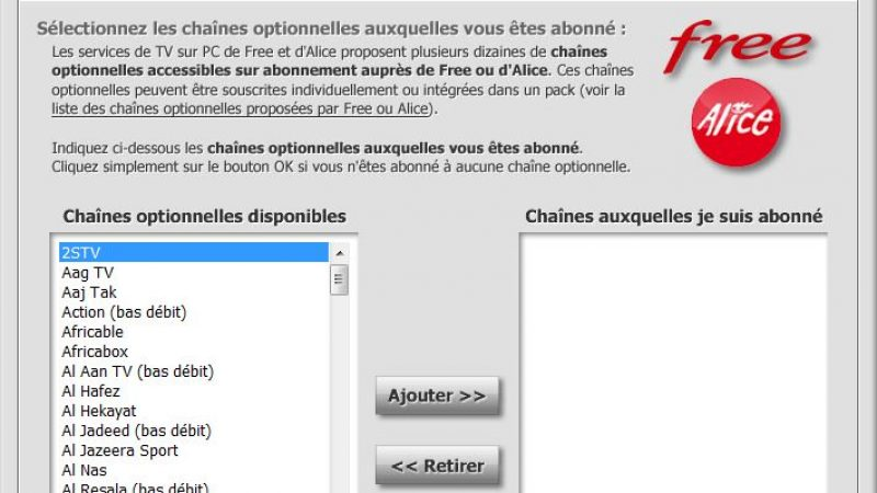 ADSL TV lance sa version 2012.2