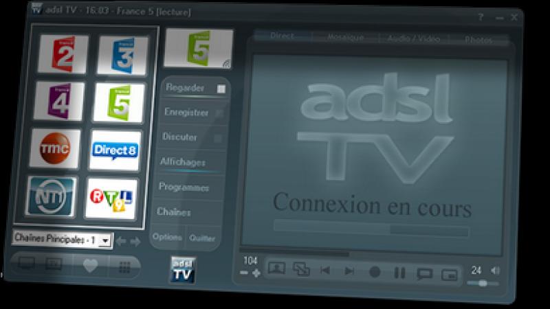 AdslTV lance sa version 2010.1 et fait le plein de nouveautés