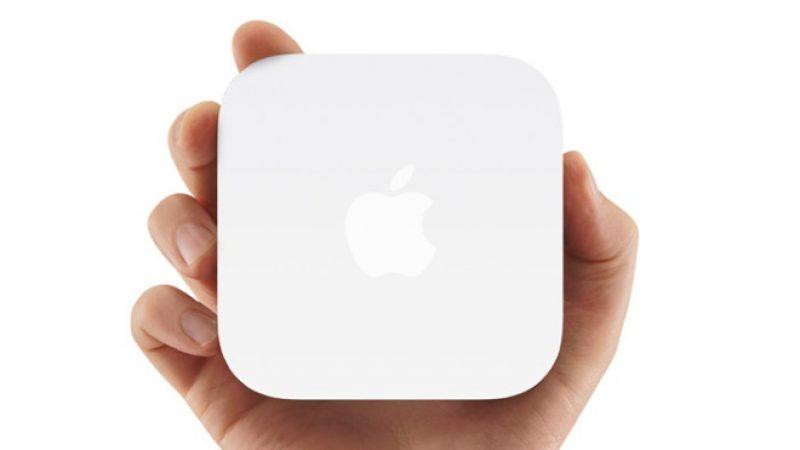 Apple retire officiellement ses routeurs AirPort du marché