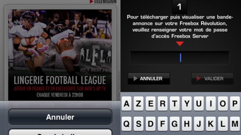 L'application Aktu Freebox pour iPhone et iPad est disponible