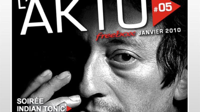 Aktu Freebox: Cachez cette Gitane que je ne saurais voir