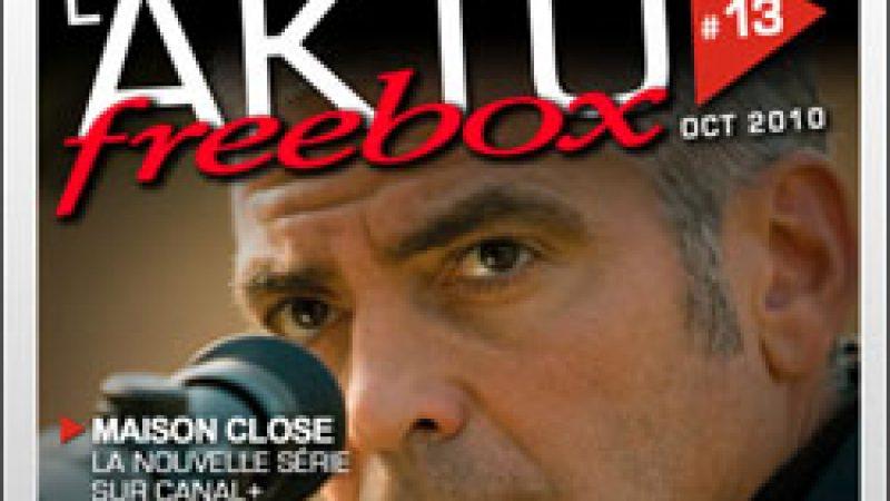 Le nouveau magazine des abonnés Free est sorti