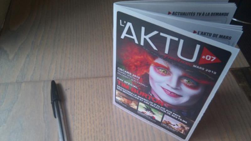 [MàJ] Le magazine des abonnés à Free en version papier ?