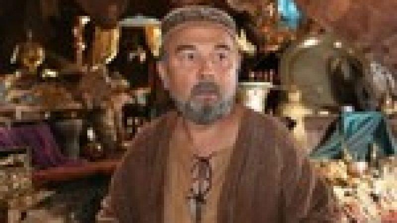 Ali Baba casse Brice