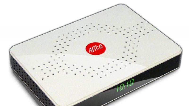 [CP] Alice présente sa nouvelle AliceBox
