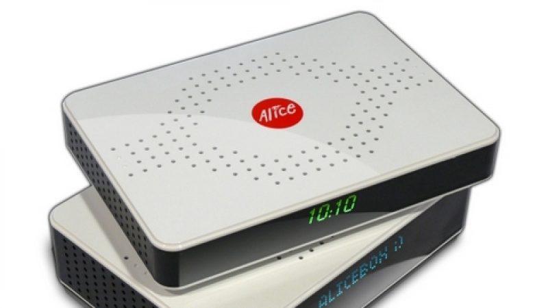 La nouvelle AliceBox en images