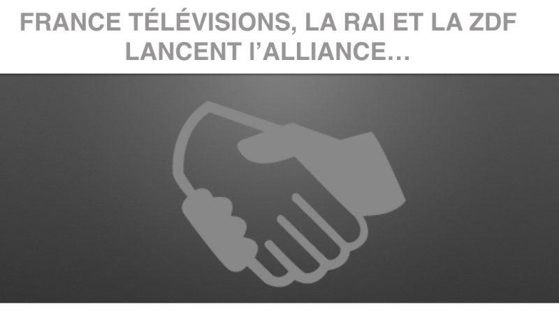 L'alliance audiovisuelle entre la France, l'Italie et l'Allemagne expose son premier bilan et ses projets à venir