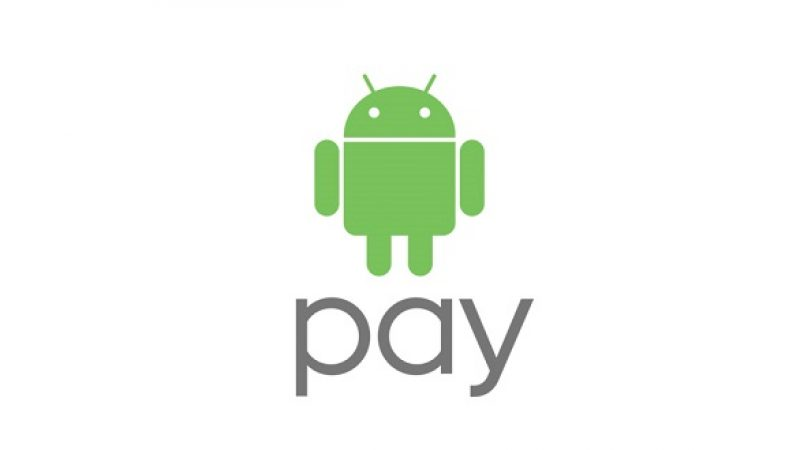 Android Pay arrive en Angleterre