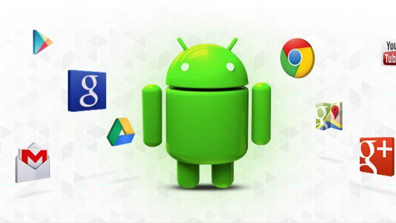Google n'oblige pas les constructeurs à pré-installer ses applications sur les terminaux