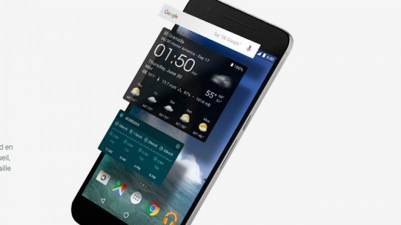 Android Q : le prochain OS mobile de Google se montre en images
