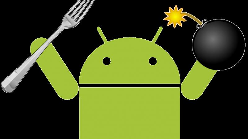 Android : les systèmes d'exploitation dérivés de l'OS de Google prolifèrent encore