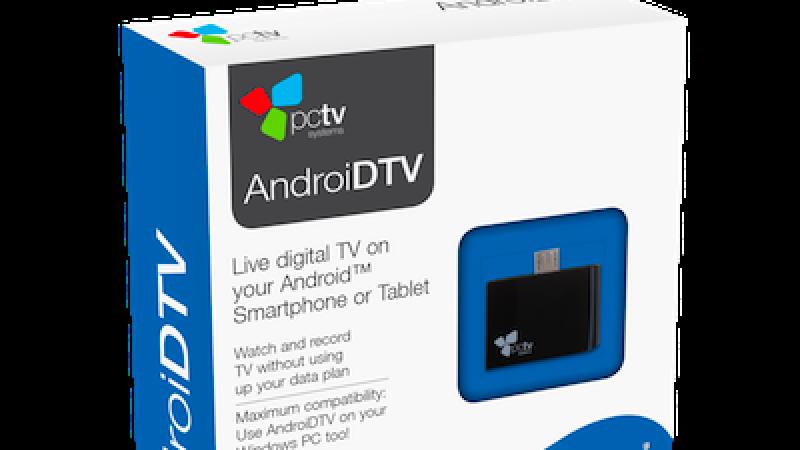 Android TV, le boitier TNT pour smartphone sans connection 3G/4G