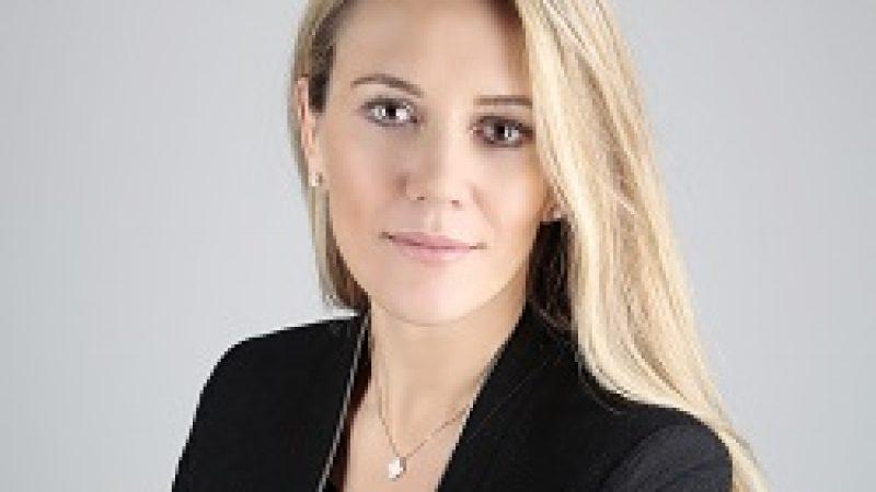 Angelique Berge dans le top 15 des leaders économiques de demain