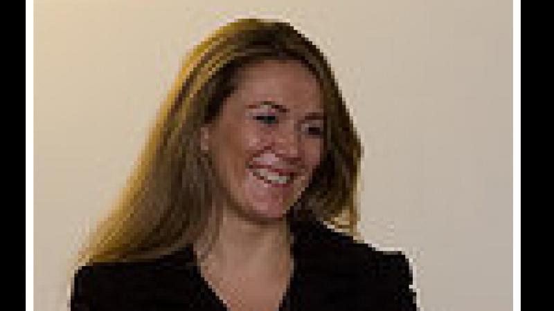 Angélique Berge est dans le top 100 des leaders de demain