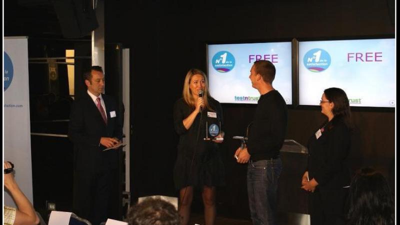 Free Mobile remporte le prix de la Satisfaction « Offre Mobile à 2 € »