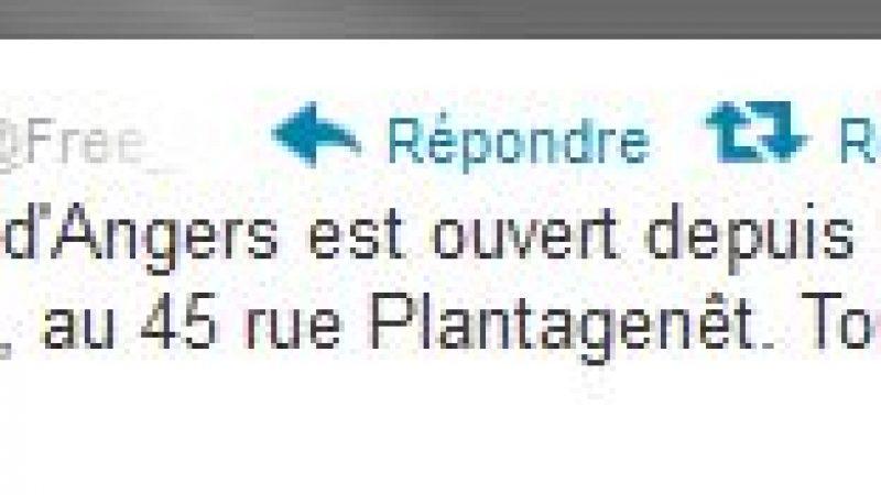Le Free Center d'Angers vient d'ouvrir ses portes