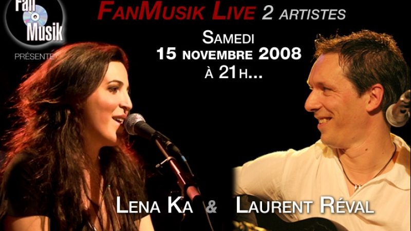 Trois artistes à découvrir sur FanMusik TV