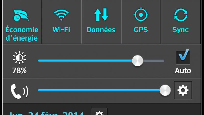Une mise à jour est disponible pour l'application « Antenne FreeMobile »