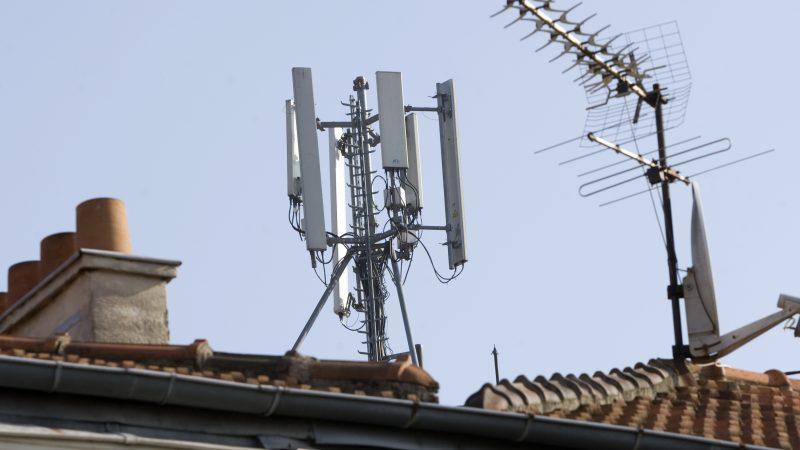 Deux élus écologistes donnent de la voix contre l'installation de deux antennes relais de Free Mobile, à Rambouillet