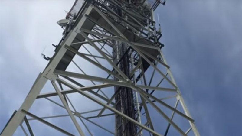 Insolite : un pylône utilisé par Free, Orange, Bouygues et SFR en feu, 150 000 foyers impactés