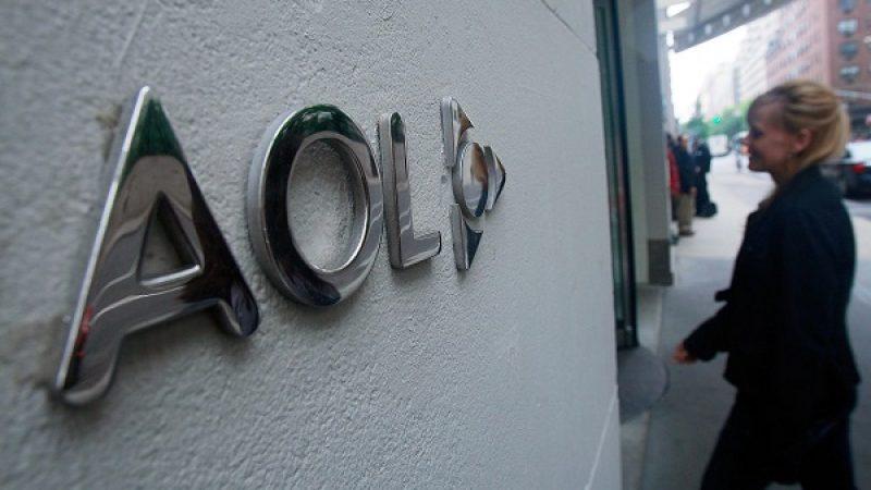 AOL réapparait en France grâce à Microsoft