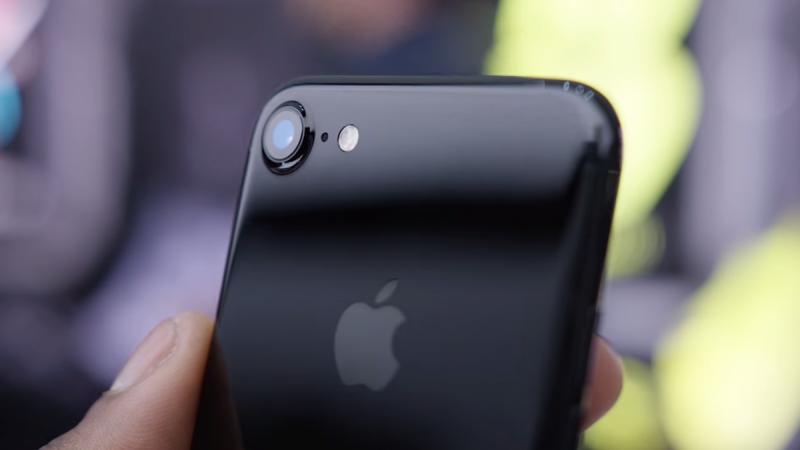 L'iPhone 7 Jet Black se fait attendre plusieurs semaines par ses acquéreurs