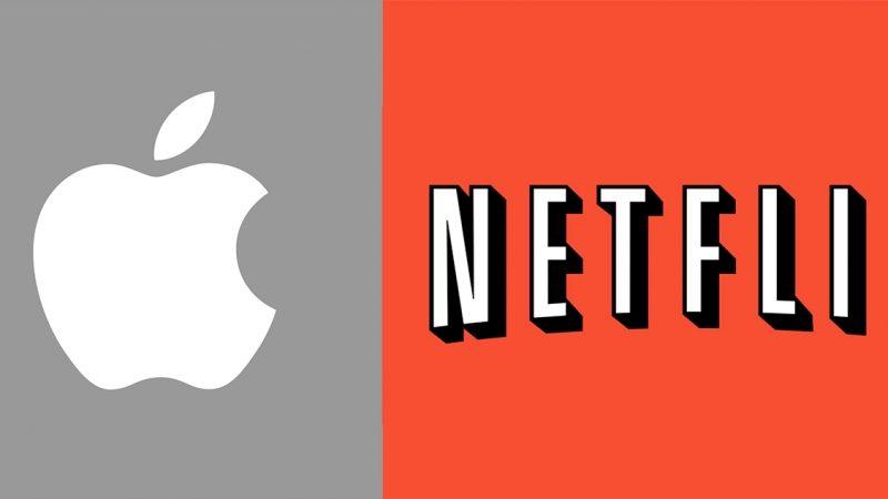 Apple pourrait chasser sur les terres de Netflix dès 2018 en lançant son service de SVOD