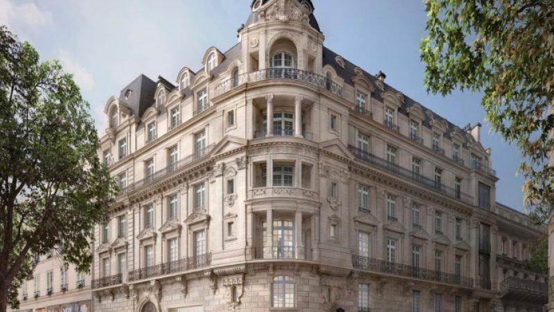 Apple ouvrira un nouveau magasin en novembre sur les Champs-Elysées