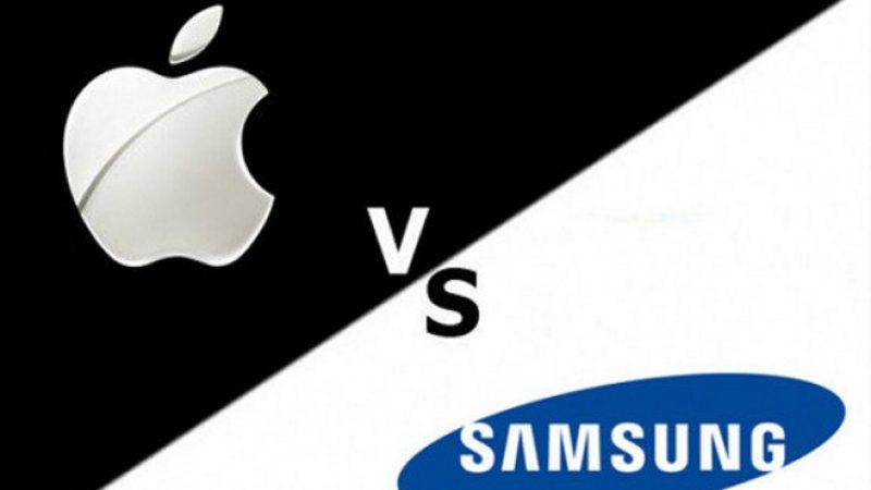 Apple et Samsung enterrent finalement la hache de guerre après sept ans de bataille juridique