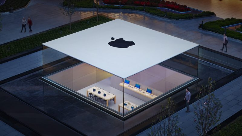 Apple bientôt MVNO en Europe et aux États-Unis