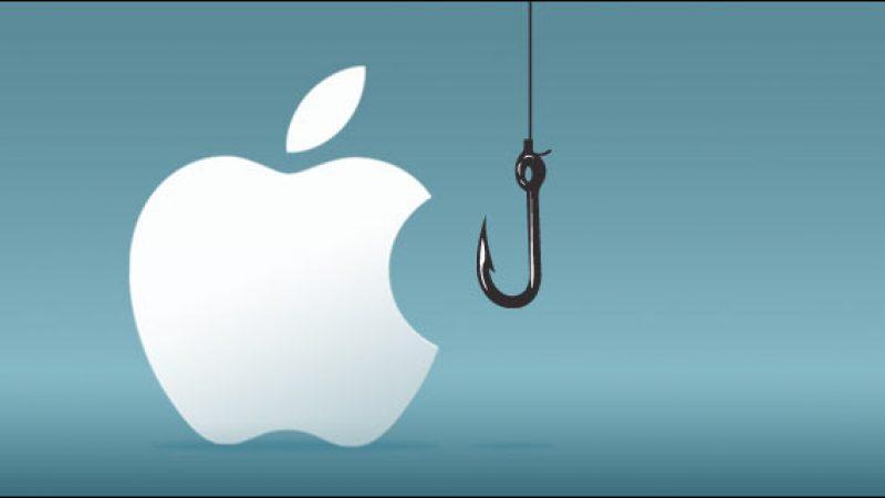 Falsification des pop-ups d'identification sur iOS : Apple renforce la sécurité avec une nouvelle icône
