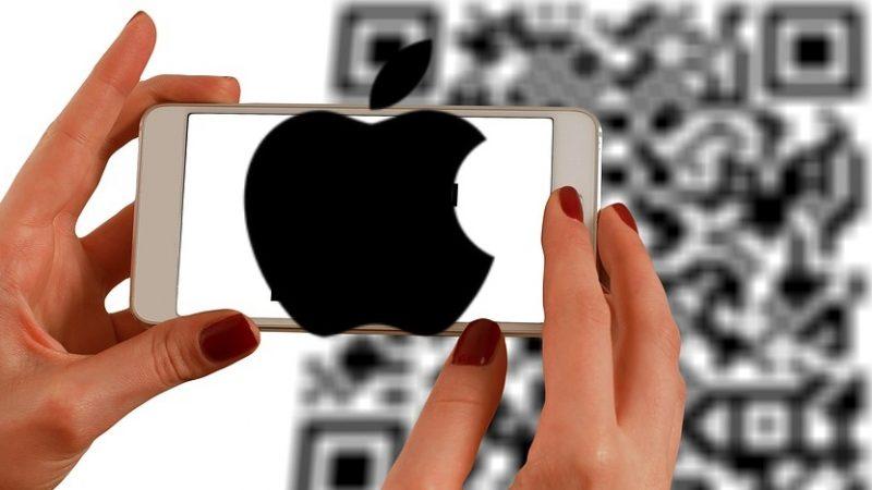 Lecteur de QR Code sur iOS : attention, un lien peut en cacher un autre