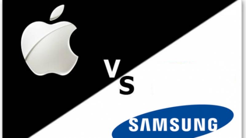 L'utilisation de brevets d'Apple va coûter 120 millions de dollars à Samsung
