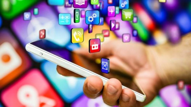 iOS Vs Android : comparatif du nombre d'appli téléchargées dans les stores