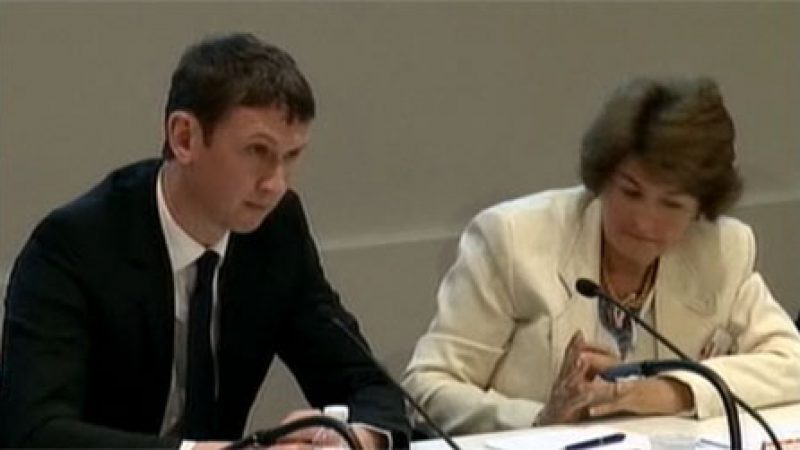 Intervention vidéo de M. Lombardini lors du colloque de l'ARCEP sur la neutralité du Net