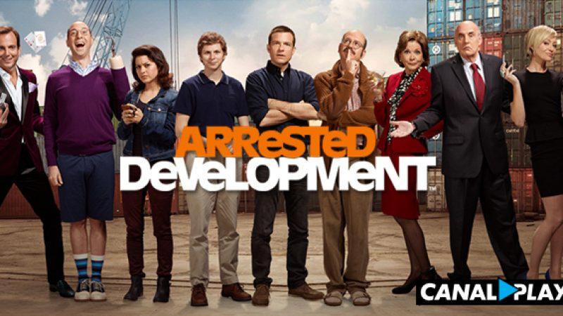 Free et Canalplay lancent la saison 4 d'Arrested Developement en avant première sur la Freebox