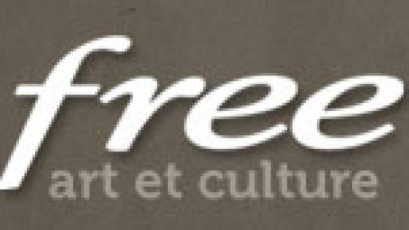 Free annonce le lancement d'une rubrique « Art et Culture » sur son portail