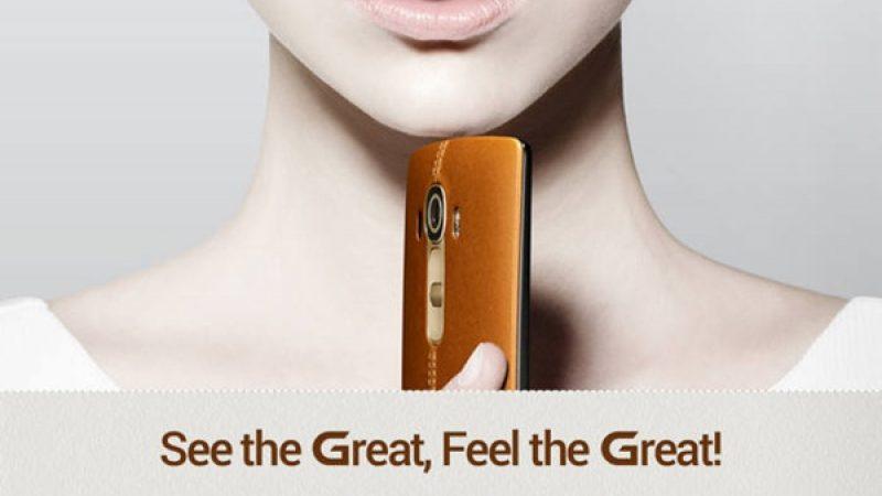 LG G4 : vers un prix plus élevé que prévu ?