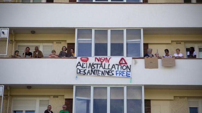 """Nanterre : le mouvement """"anti-Free"""" durcit le ton"""