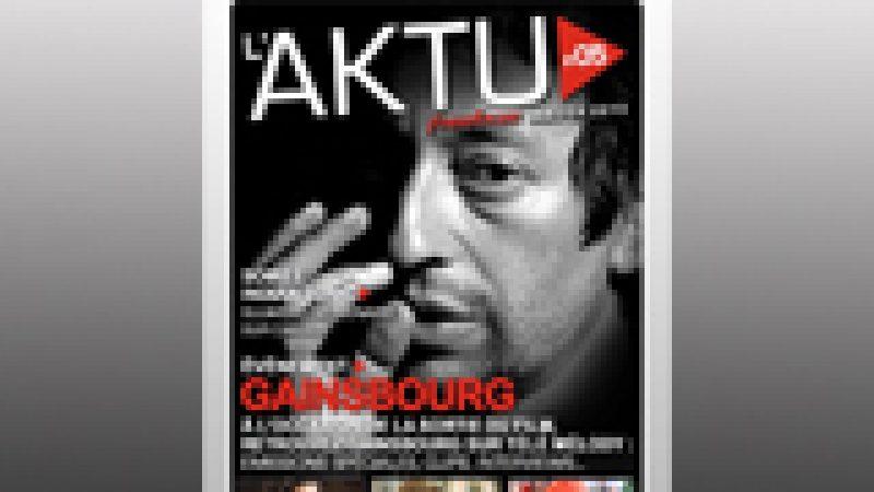 Nouveau magazine AKTU Freebox de janvier