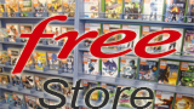 FreeStore : les détails