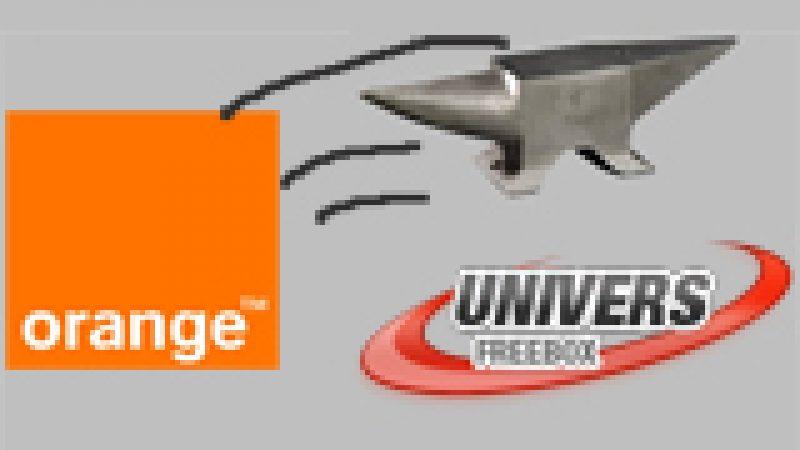 Et notre liberté d'expression ? Univers Freebox mis en examen par France Telecom / Orange
