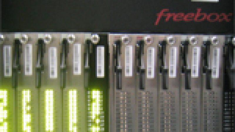 Free : central téléphonique de Velaine en Haye a été dégroupé